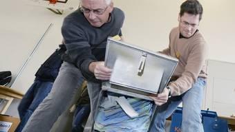 Abfuhr: Auf über 70 Prozent der Aargauer Stimmzettel stand ein «Nein zu Ecopop.