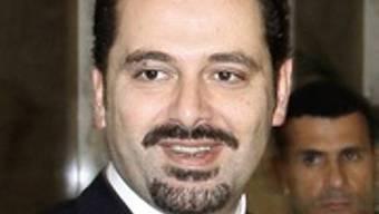 Ministerpräsident Saad Hariri