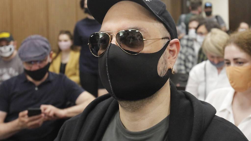 Schuldspruch für russischen Starregisseur Serebrennikow