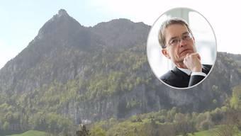 SAC-Präsident Ueli Kölliker kennt das Balmfluhköpfli.