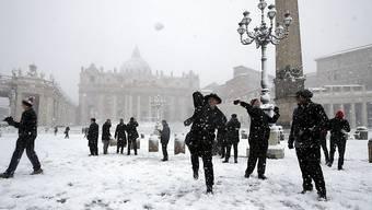 Rom im weissen Gewand