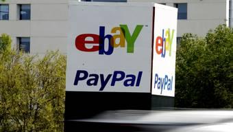 Der Handelsriese Ebay überraschte nach der Abspaltung von Paypal mit einer Erhöhung der Gewinnprognose für das laufende Geschäftsjahr. (Archivbild)