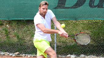 Lokalmatadoren Christian Wyss ist wieder am Start beim Belchen-Cup.