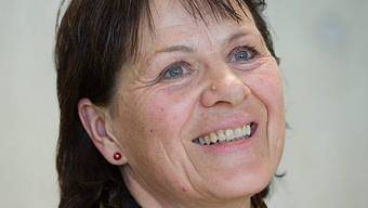 Die Walliser Staatsrätin Esther Waeber-Kalbermatten (Archiv)