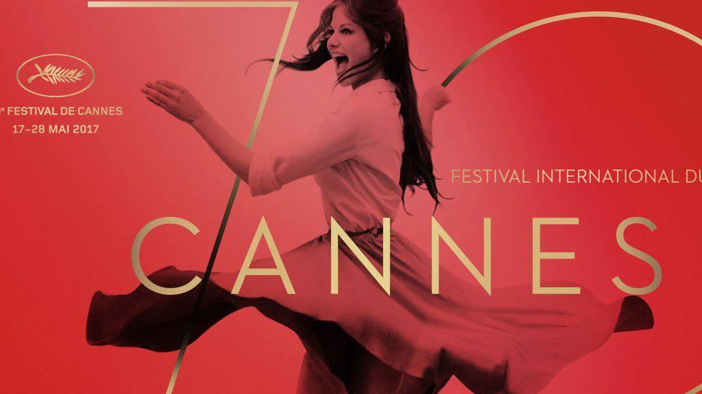 Künstlich verschlankte Cardinale ziert Plakat des Festivals Cannes
