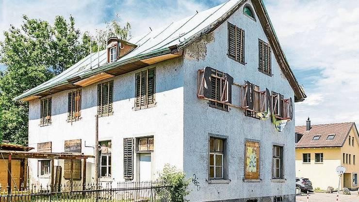 Kein Geld für eine Sanierung, kein Chindsgi, keine Wohnungen: Das Projekt für das historische Gebäude scheitert.