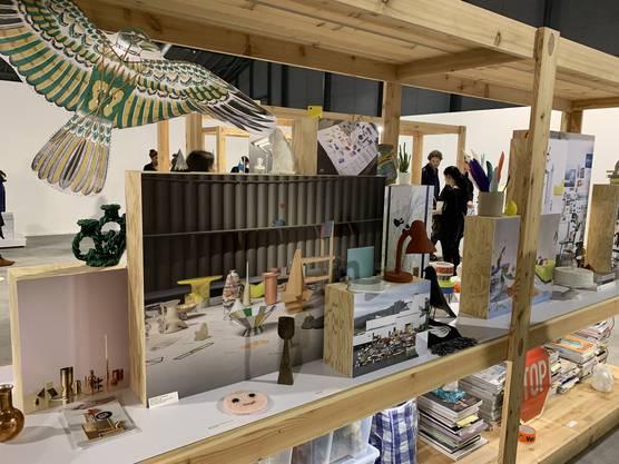 Connie Hüsser wird zum ersten Mal überhaupt eine Interior-Stylistin mit dem Schweizer Grand Prix Design ausgezeichnet