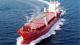 Eines der zwölf Schiffe der Pleite-Flotte.Stiftung Swiss-Ships