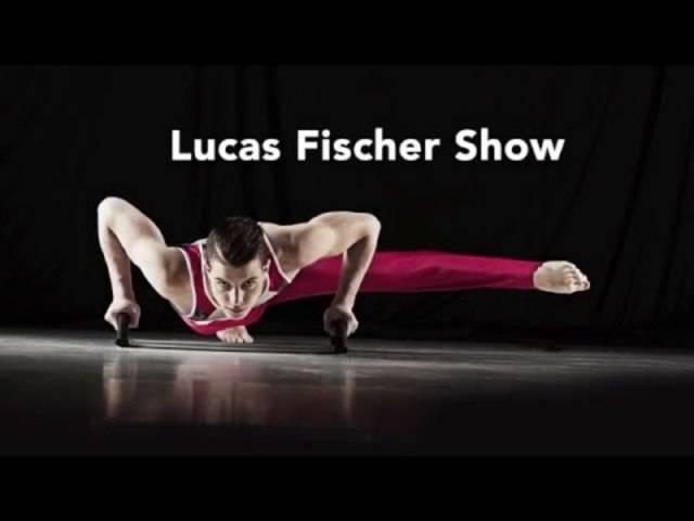 Die neue Kunst von Turnstar Lucas Fischer