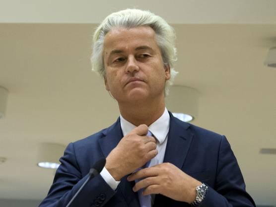 Der niederländische Rechtspopulist Geert Wilders. (Archiv)