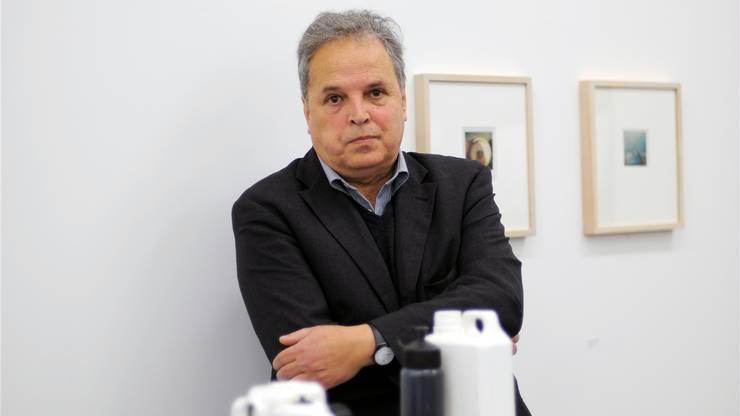 Hugo Suter, Fotokünstler aus Birrwil am Hallwilersee.