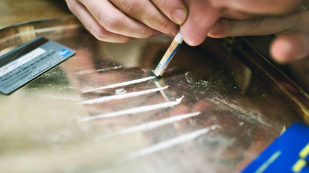 Kokain besitzt eine natürliche Bremse gegen die Sucht