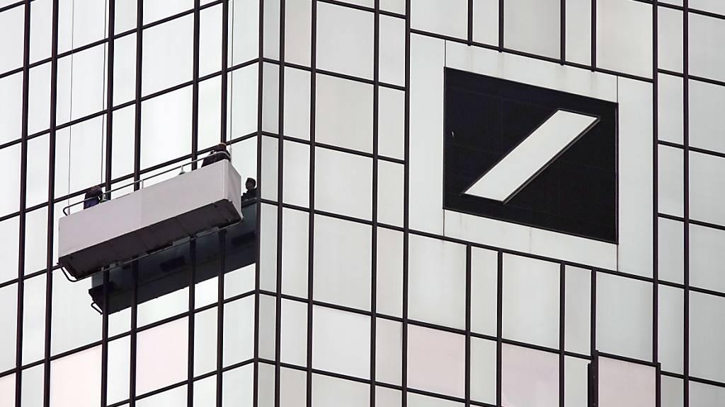 Deutsche Bank bleibt trotz Corona-Krise in der Gewinnzone