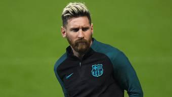 Messis Vertrag bei Barcelona läuft noch bis 2018.