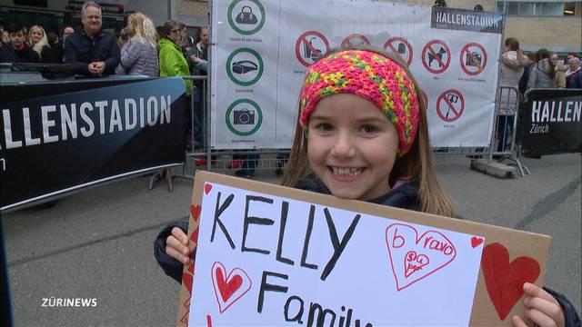 Kelly Family nach 22 Jahren zurück in Zürich