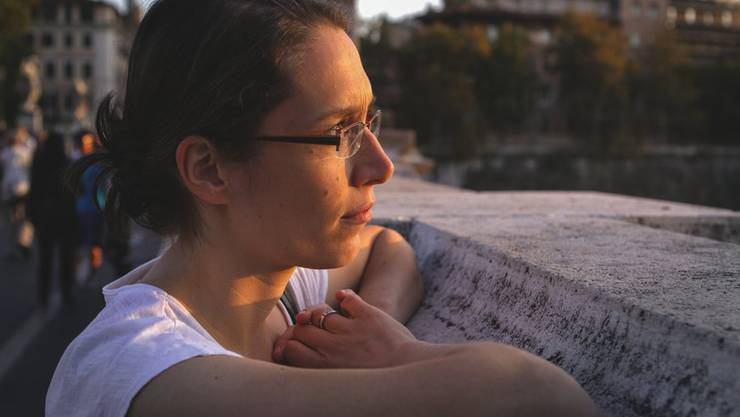 Heute findet Doris Wagner Rom schön. Vor zehn Jahren wurde die Stadt für sie zur Hölle.