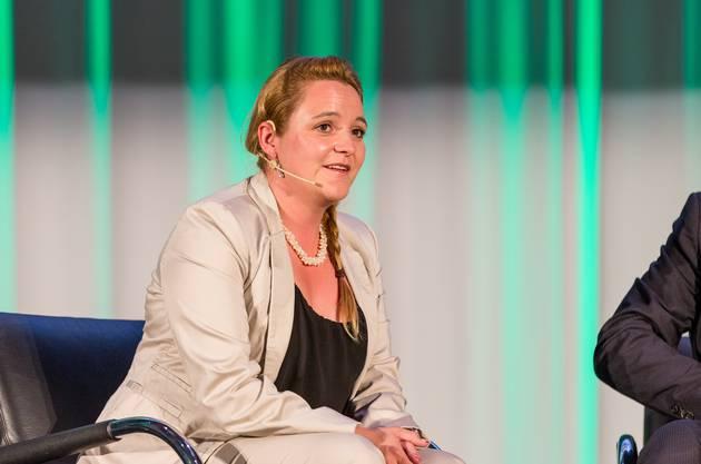 Die Präsidentin der SVP Frauen Aargau hat ihren Anspruch auf den Sitz von Sylvia Flückiger offensiv angemeldet – ob das bei der Partei gut ankommt?