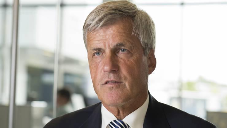 Rudolf Dellenbach, AKB-Direktionspräsident