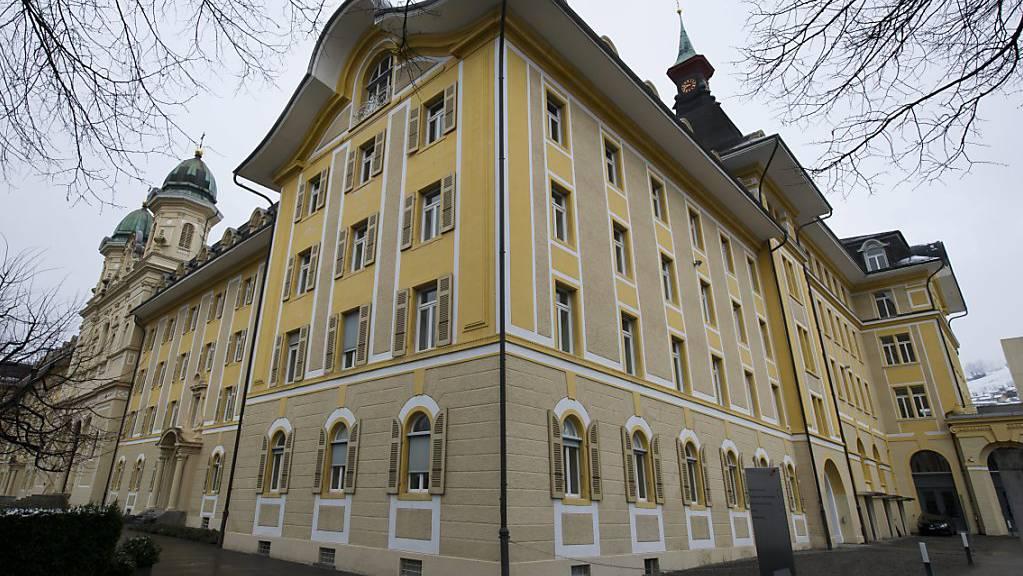 Die vereinigte Mittelschule findet Platz an der Kantonsschule in Schwyz. (Archivbild)