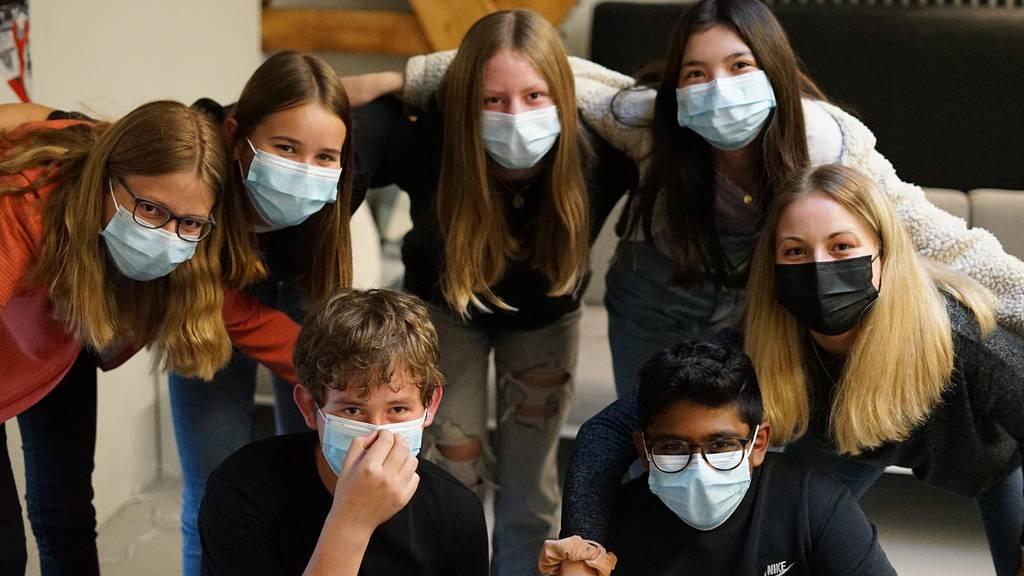 Krienser Jugendliche über die Schwierigkeiten in der Corona-Pandemie