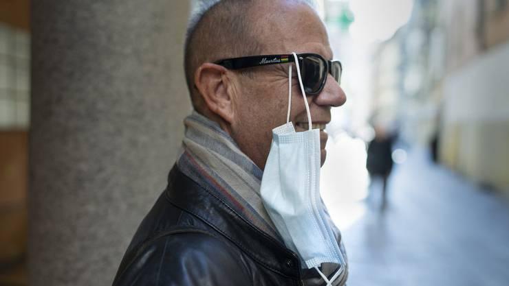 Die Handhabung der Maske entscheidet über ihre Wirksamkeit.