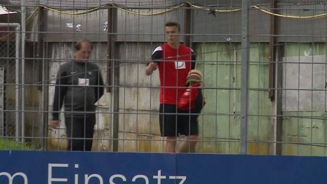 FC Aarau vor dem Abstieg