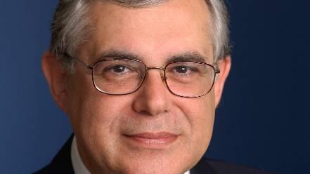 Lucas Papademos. Keystone