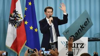 Sebastian Kurz hat die Wahl in Österreich für sich entschieden. Das Land rutscht nach rechts.