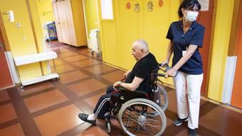 Die Coronakrise hat gezeigt, dass Berufe im Gesundheitswesen systemrelevant sind.
