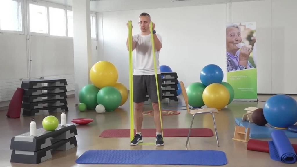 «Gymnastik im Wohnzimmer» vom 10. Mai 2021
