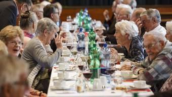 Altersehrung 2018 der Stadt Solothurn