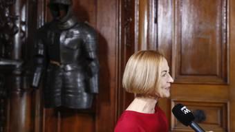 Susanne Schaffner im Interview mit TeleM1.