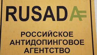 In der Sportwelt wieder anerkannt: die russische Antidoping-Agentur RUSADA