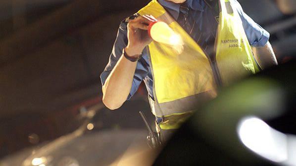 Die Kapo führt vermehrt Kontrollen gegen Kriminaltouristen durch.