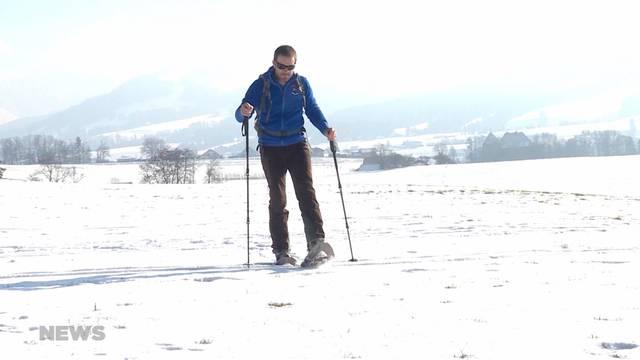 Schneewanderer lösen tödliche Lawine in Charmey aus