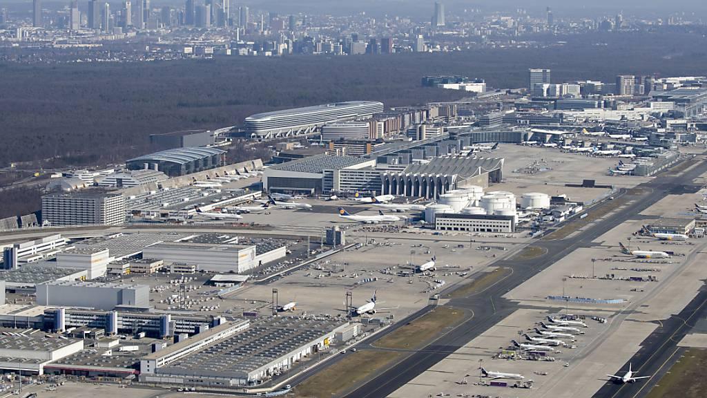Frankfurter Flughafen mit stärkstem Monat seit Corona-Beginn