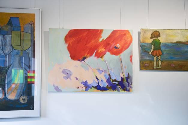 80 Künstler bieten ihre Werke zum Verkauf an