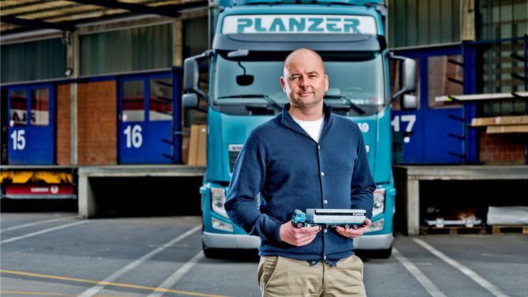 Nils Planzer CEO Planzer Transport AG