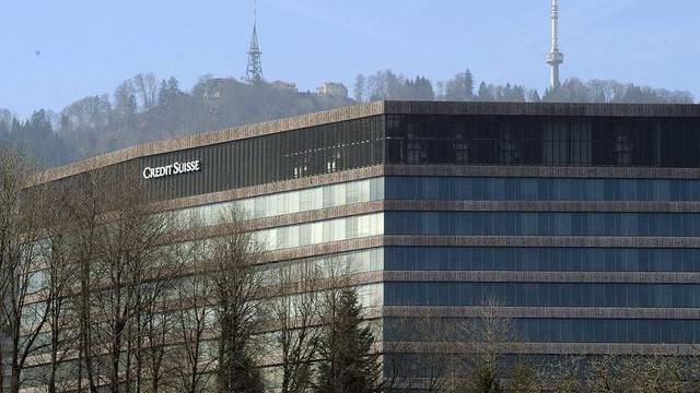Das Uetlihof-Bürogebäude am Fusse des Uetlibergs in Zürich