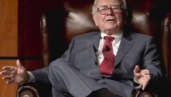 US-Milliardär Warren Buffett (Archiv)