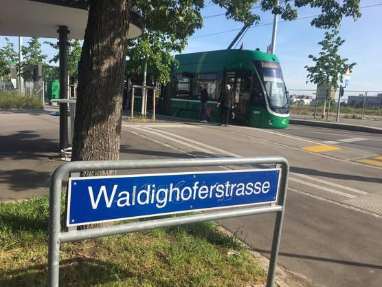 Waldighoferstrasse