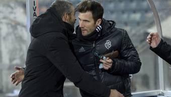 «Er zieht durch, was er will», sagt Raphael Wicky über Fabio Celestini, seinen Gegner am Sonntag.