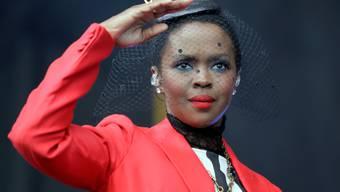 Lauryn Hill rechtfertigte sich für ihre zweistündige Verspätung bei einem Konzert am 6. Mai in Atlanta. Sie könne nur ausgeruht und befreit auftreten, teilte sie ihren Fans mit (Archiv)