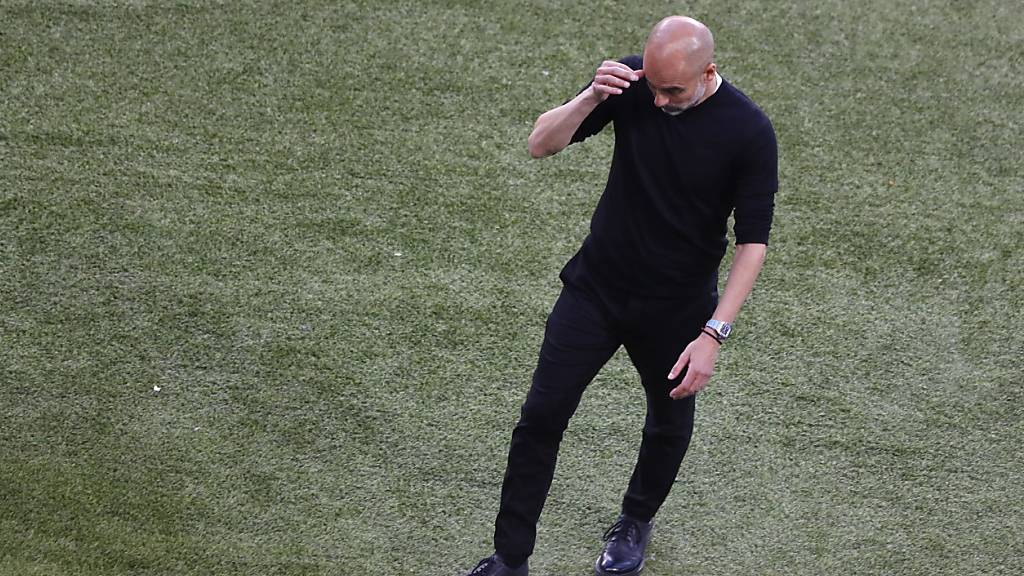 Final-«Blues» für Manchester City