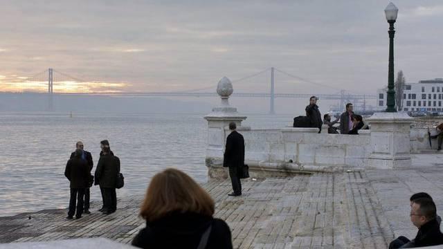 Leichte Beruhigung für Portugal: Szene in Lissabon (Symbolbild)