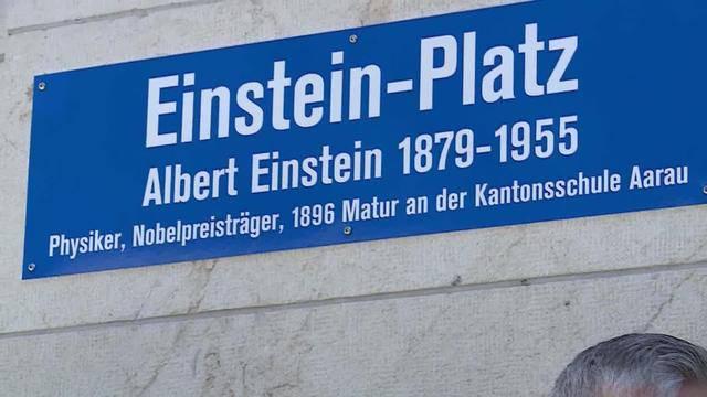 Zu Ehren Albert Einsteins