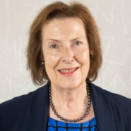 Christine Egerszegi-Obrist führte das Interview mit Yorck Kronenberg. Die frühere Ständerätin und Nationalratspräsidentin fungiert heute als Kulturbotschafterin.