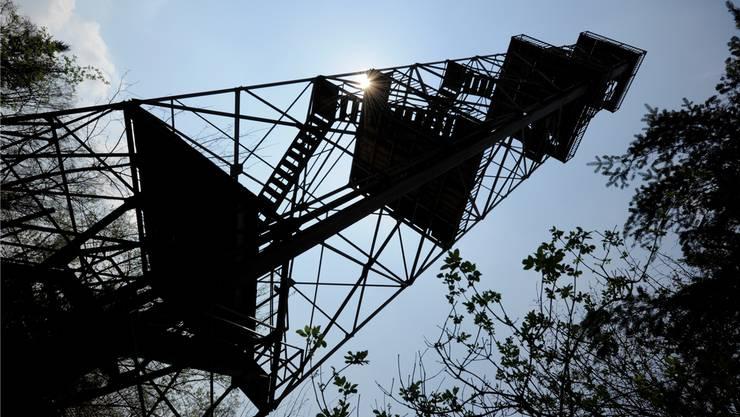 Der Maiengrünturm gehört künftig den Hägglinger Ortsbürgern.