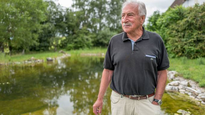 Ernst Thomke wird von der «Bilanz» als «Schweizer Industriemanager-Ikone» gefeiert. (Archivbild)