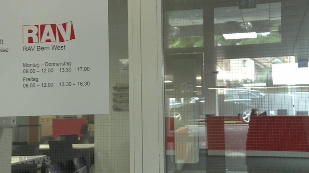 Missachtet das RAV in Bern den Inländervorrang?